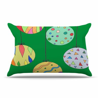 Rosie Brown Trim The Tree Pillow Case