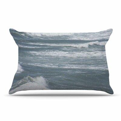 Suzanne Carter Crest Pillow Case
