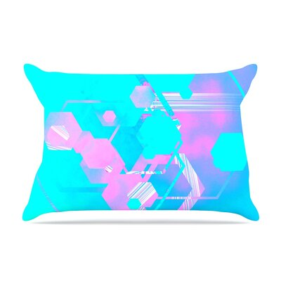 Infinite Spray Art Emersion Pillow Case