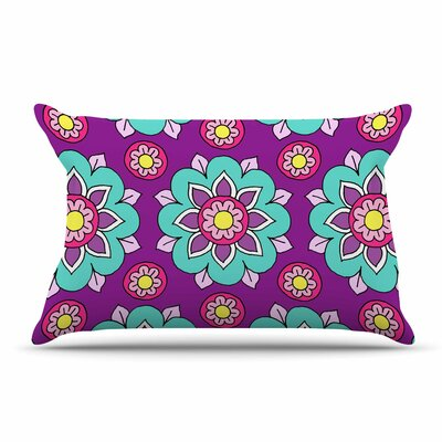 Sarah Oelerich Bright Blossoms Pillow Case