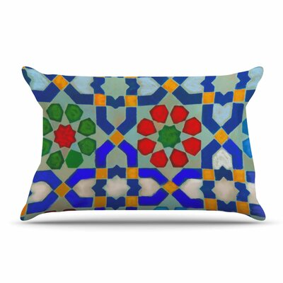 S Seema Z Morrocon Pillow Case