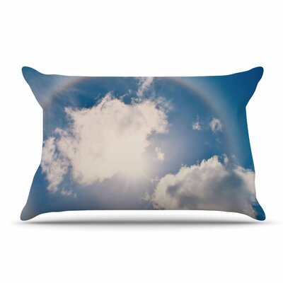 Robin Dickinson Halo Pillow Case