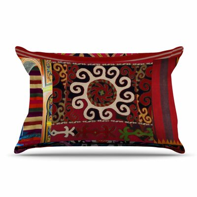 S Seema Z Burst Of Diverse Ethnic Pillow Case