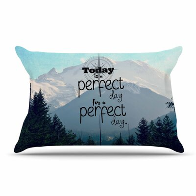 Robin Dickinson A Perfect Day Pillow Case