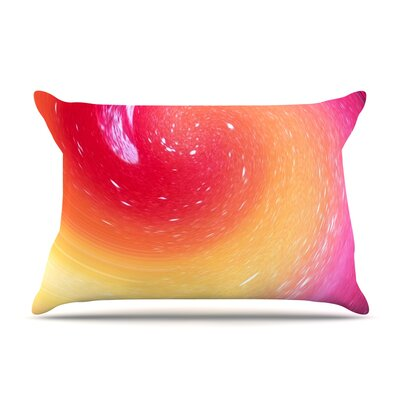 Infinite Spray Art Spacewave Pillow Case