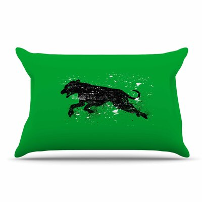 BarmalisiRTB 'Dog' Animal Pillow Case