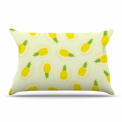 Strawberringo Pineapple Fruit Pillow Case