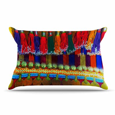 S Seema Z Boho Mania Ethnic Pillow Case