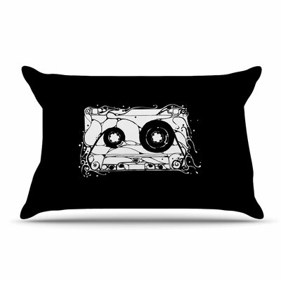 BarmalisiRTB 'Cassette' Pillow Case