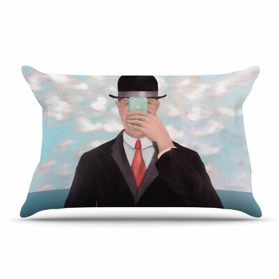 Theresa Giolzetti The Son Of Apple Pillow Case