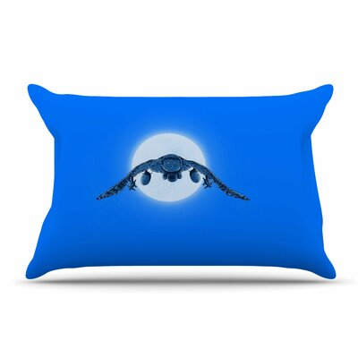 BarmalisiRTB Battle Owl Pillow Case