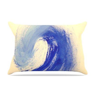 Infinite Spray Art Waveology Pillow Case