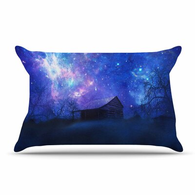Viviana Gonzalez Beginning Galaxy Pillow Case