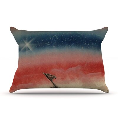 Infinite Spray Art VeteranS Day Pillow Case