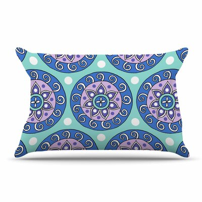 Sarah Oelerich Mandala Dot Pillow Case