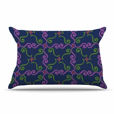 Setsu Egawa Bracken Square Pillow Case