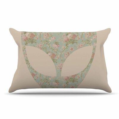 Alias Floral Alien Pillow Case