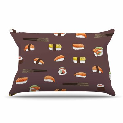 Strawberringo Sushi Pillow Case