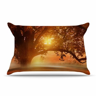 Viviana Gonzalez Romance In Autumn Pillow Case