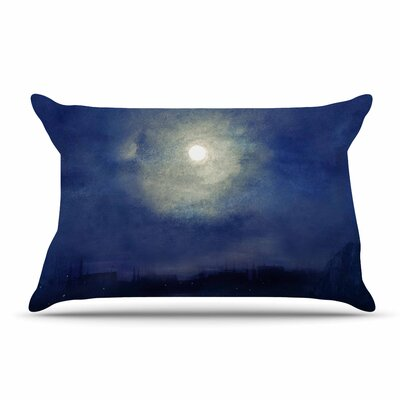 Viviana Gonzalez Magnolia Moonlight Pillow Case