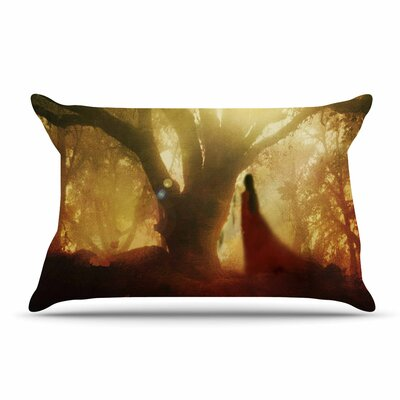 Viviana Gonzalez Autumn Song Tree Pillow Case
