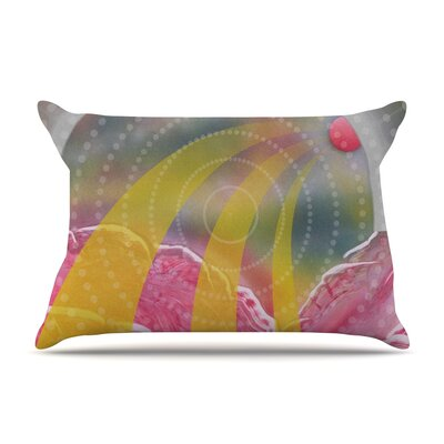 Infinite Spray Art Enlightening Pillow Case