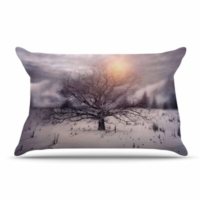 Viviana Gonzalez Lone Tree Love Ii Pillow Case
