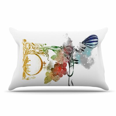 Frederic Levy-Hadida A Little Paradise Pillow Case
