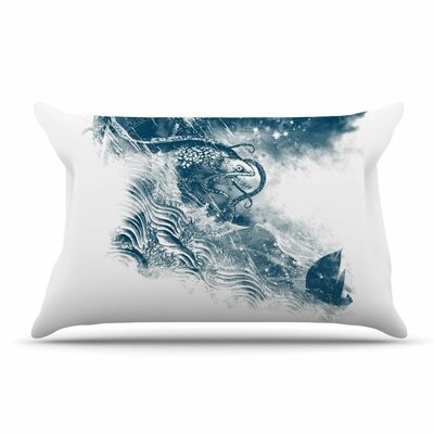 Frederic Levy-Hadida No Escape Pillow Case