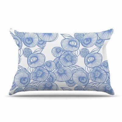 Gill Eggleston Protea Graphite Flowers Pillow Case