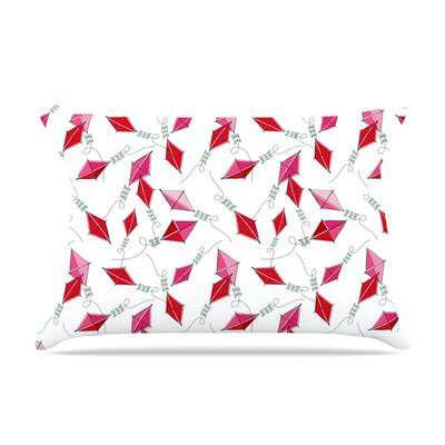 Heidi Jennings Go Fly A Kite Pillow Case
