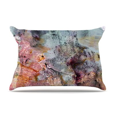 Iris Lehnhardt Floating Colors Pillow Case