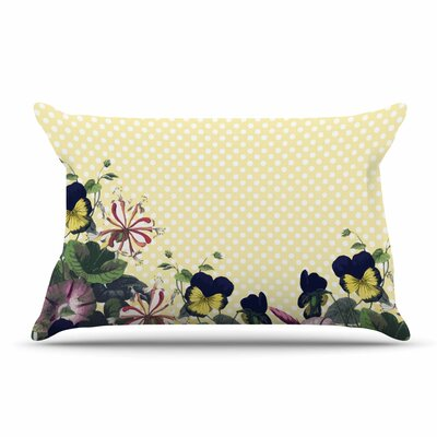 Alison Coxon Polka Dot Pillow Case