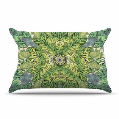 Art Love Passion Celtic Mandala Pillow Case