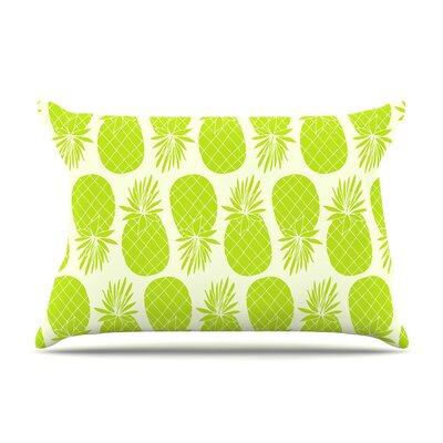 Anchobee Pinya Lime Pillow Case
