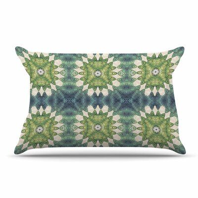 Art Love Passion Forest Leaves Geometric Pillow Case
