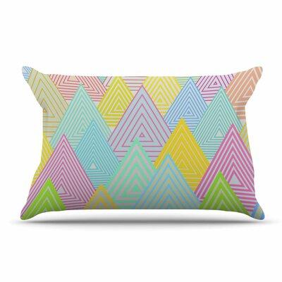 Angelo Cerantola Pastel Mountains Pastel Pillow Case