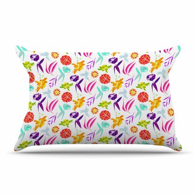 Anchobee Iris Pillow Case