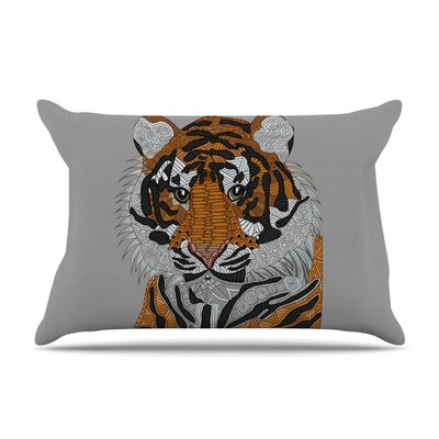 Art Love Passion Tiger Pillow Case