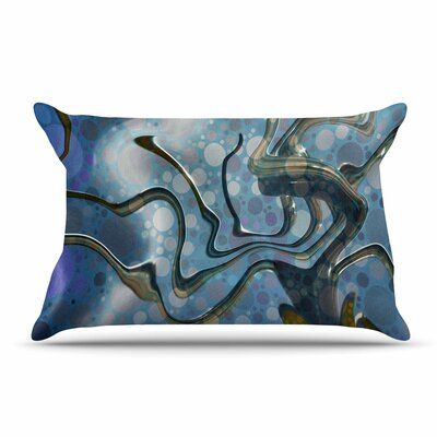 AlyZen Moonshadow Wonky Pillow Case