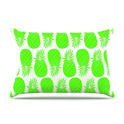 Anchobee Pinya Neon Pillow Case