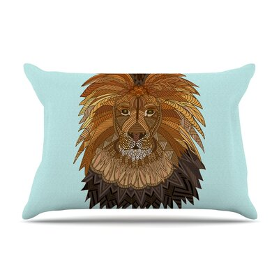 Art Love Passion Lion Pillow Case