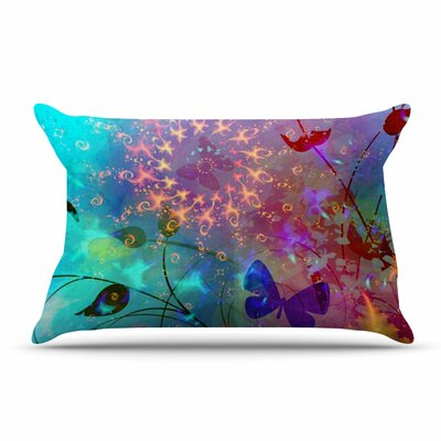AlyZen Moonshadow Illusion Pillow Case