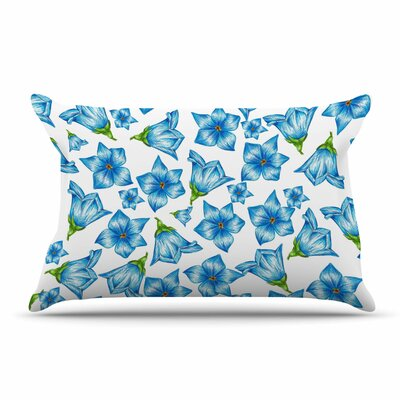 Alisa Drukman Flowers Floral Pillow Case