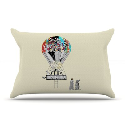 Bri Buckley Adventure Days Pillow Case