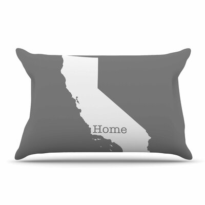 Bruce Stanfield California Is Home Pillow Case