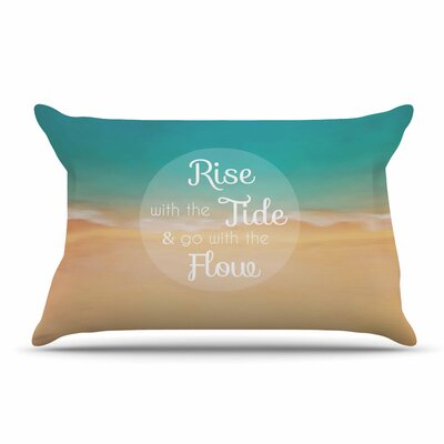 Alison Coxon Rise With The Tide Pillow Case