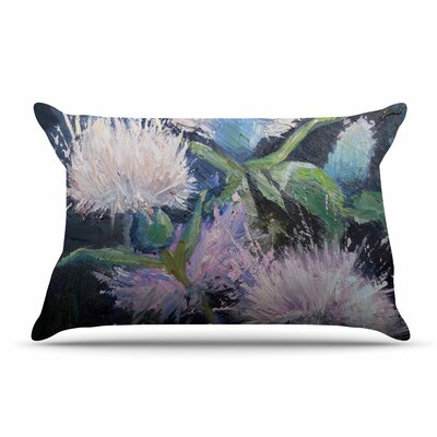 Carol Schiff Thistle Love Pillow Case