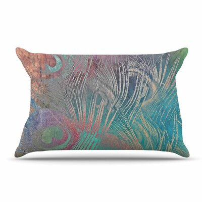 Alison Coxon Indian Summer Abstract Pillow Case
