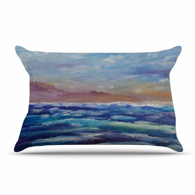 Cyndi Steen Beach Dreams Pillow Case